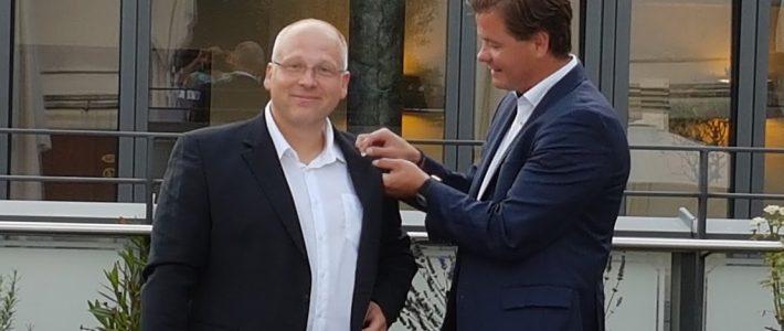 Lions Club Dresden New Century hat einen neuen Präsidenten