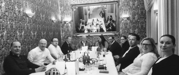 """Lions Club Dresden New Century trifft sich im neuen Clublokal """"Hotel Suitess"""""""