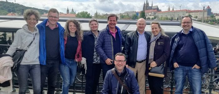 Clubausflug nach Prag